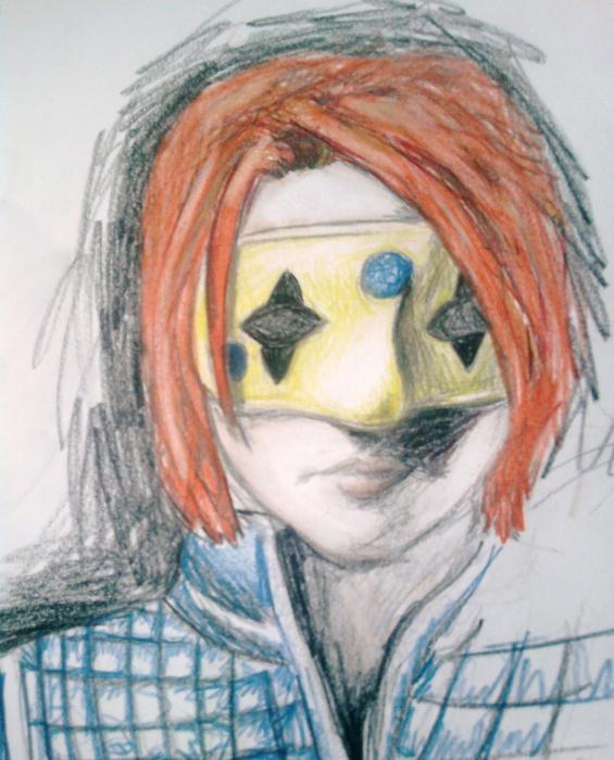 Gerard Way par LilaCube